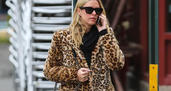 Nicky Hilton in New York